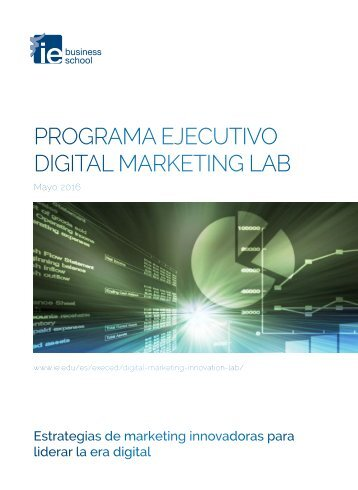Programa Ejecutivo Digital Marketing LAB