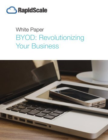BYOD Revolutionizing Your Business