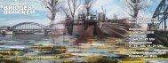 Bridges_Brücken, Flyer Rosa Lachenmeier