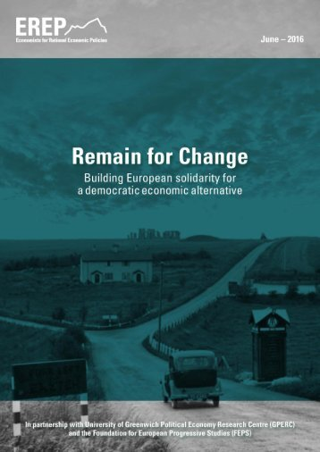 Remain for Change