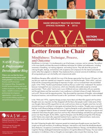 CAYASECTION