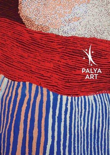 Palya Art Brochure
