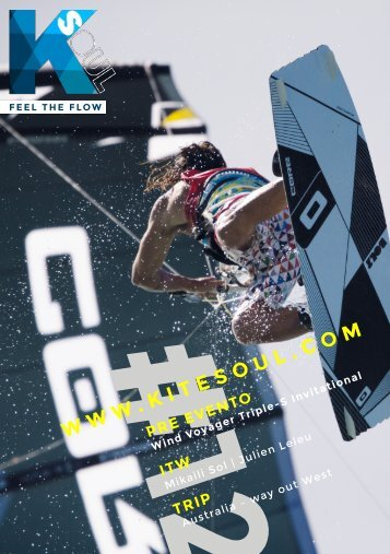 Kitesoul Magazine #12 Italian Edition
