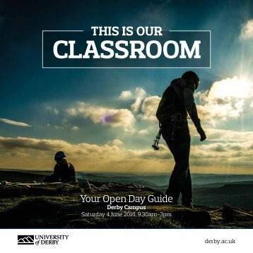 Your Open Day Guide