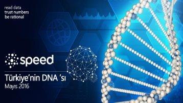 Türkiye'nin DNA 'sı