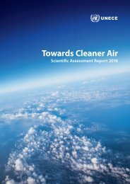 Towards Cleaner Air