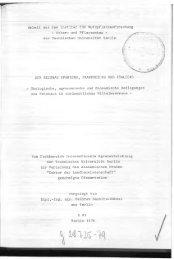 Daubitz-Kühnel - 1978 - Der Reisanbau Spaniens, Frankreichs und Italiens