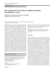 Hussain et al. - 2014 - Rice management interventions to mitigate greenhou