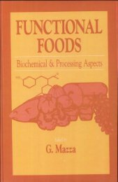 Mazza - 1998 - Functional foods biochemical and processing aspec