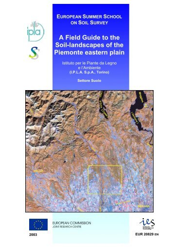 Suolo - 2003 - A Field Guide to the Soil-landscapes of the Piemon