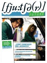 """""""LERNT CHINESISCH UND JAPANISCH"""" - Zukunft Industrie"""