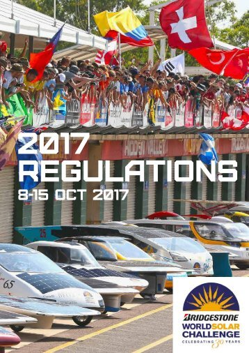 2017 REGULATIONS
