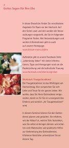 Ein Segen die Liebe - Seite 2