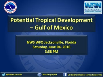 – Gulf of Mexico