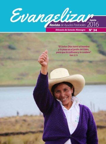 034 Revista Evangelizar junio -16
