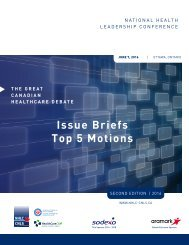 Issue Briefs Top 5 Motions