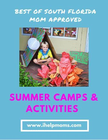 SUMMER CAMPS & ACTIVITIES