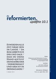 die reformierten.upd@te 10.1.pdf - reformiert-info.de