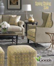 Goods Home Furnishings May June Spring Styling Look Book 2016 Circular