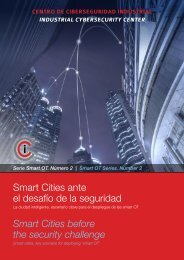 Smart Cities before the security challenge