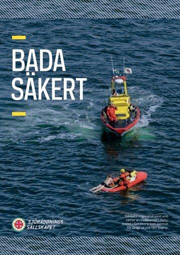 BADA SÄKERT