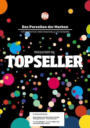 Werbetassen Porzellan, die Topseller, das Porzellan der Marken