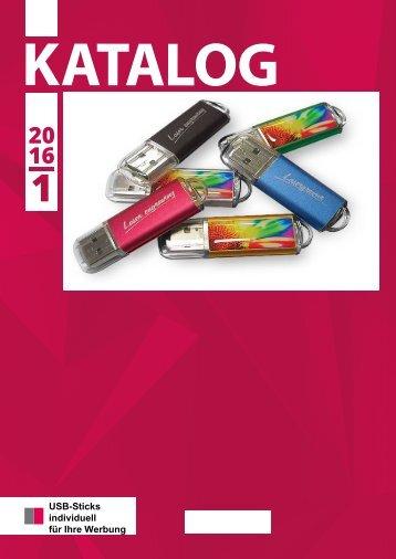 Werbe-USB Sticks, USB-Sticks individuell für Ihre Werbung