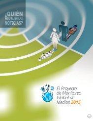 El Proyecto de Monitoreo Global de Medios 2015
