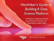 Hitchhiker's Guide to Building A Data Science Platform