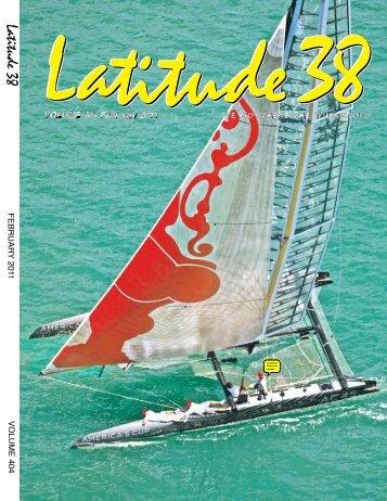Latitude 38 February 2011