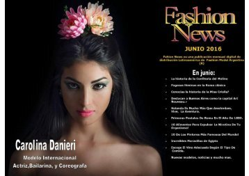 FASHION NEWS junio