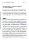 Corruption and the Extractive Industries Transparency Initiative - Page 3