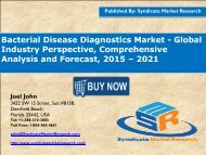 Bacterial Disease Diagnostics Market