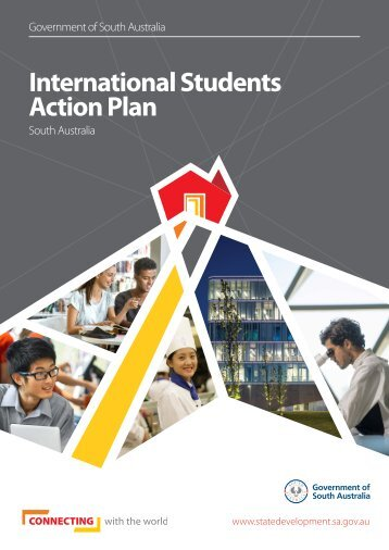 International Students Action Plan