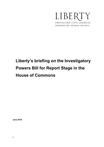 Liberty%27s%20Briefing%20on%20the%20Investigatory%20Powers%20Bill%20for%20Report%20Stage%20in%20the%20House%20of%20Commons