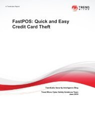 FastPOS Quick and Easy Credit Card Theft