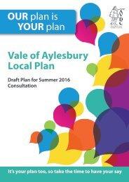 Vale of Aylesbury Local Plan