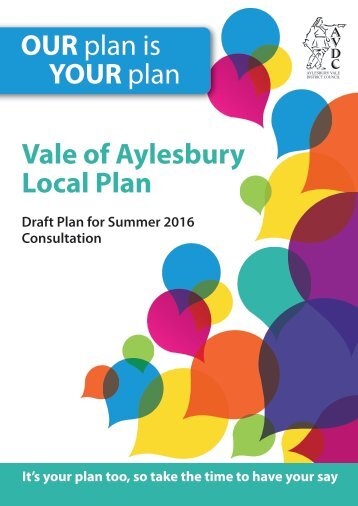 Vale of Aylesbury Local Plan