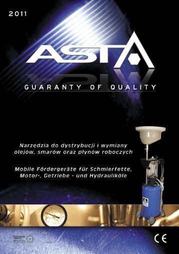 ASTA oil.katalog.2011