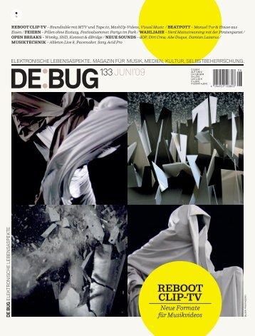 De:Bug 133