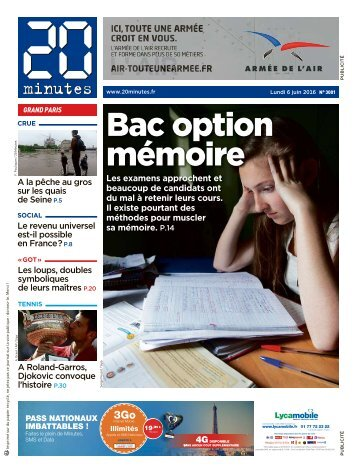Bac option mémoire