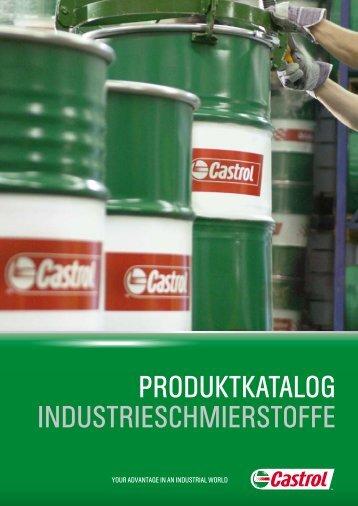 Produktkatalog Castrol