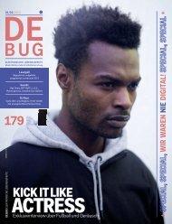 De:Bug 179