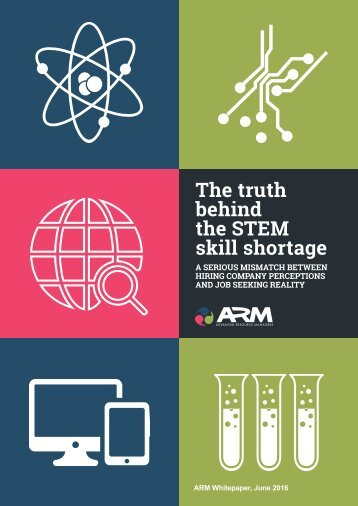 The truth behind the STEM skill shortage