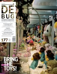 De:Bug 177