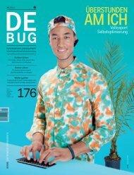 De:Bug 176