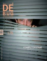 De:Bug 175