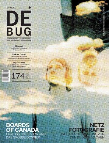 De:Bug 174