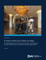 A Hotel Is Not Just A Place To Sleep