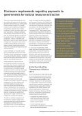 Disclosing payments to governments - Page 3